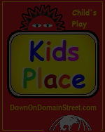 Domain Street promo for Kids Place at DownOnDomainStreet.com.